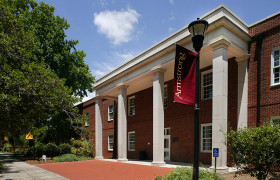 Armstrong State University, Gamble Hall Renovation