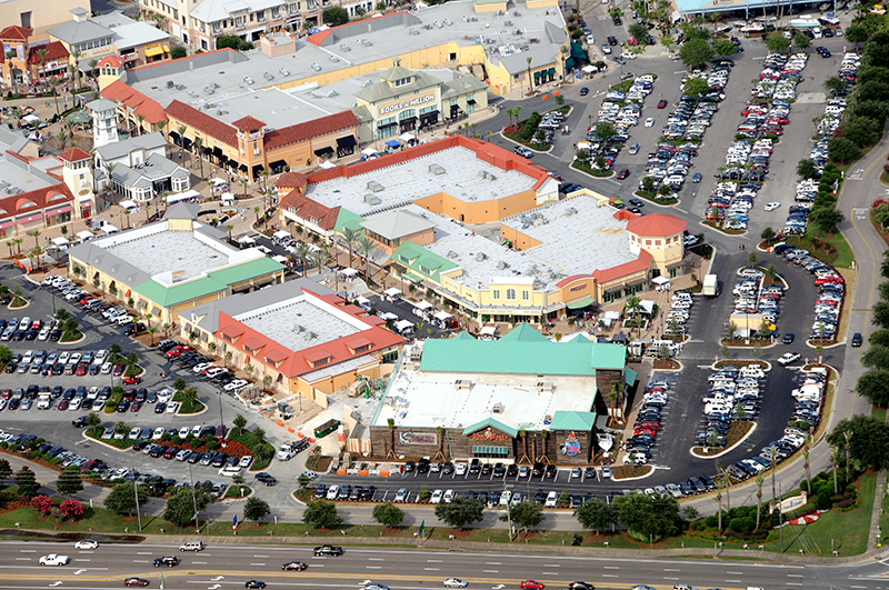 DESTIN COMMONS SHOPPING CENTER