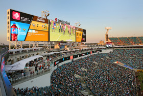 JACKSONVILLE JAGUARS, EVERBANK FIELD ENHANCEMENTS