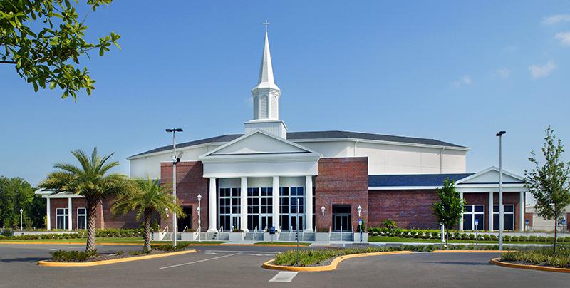 FIRST BAPTIST CHURCH OVIEDO