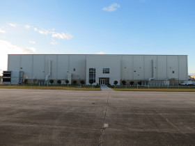 Gulfstream Aerospace Corporation, Structural Test Hangar