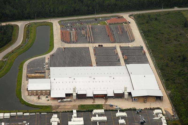 Hanson Roof Tile, Sanderson Plant