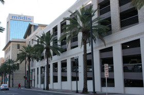 JACKSONVILLE MAIN LIBRARY PARKING STRUCTURE