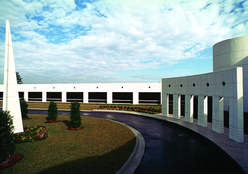 Lamborghini Automotive USA Headquarters