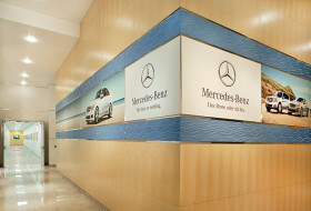 Mercedes-Benz USA, Southern Region Facility
