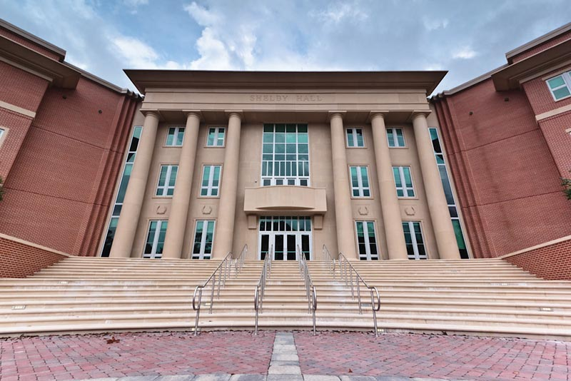University of South Alabama, Shelby Hall