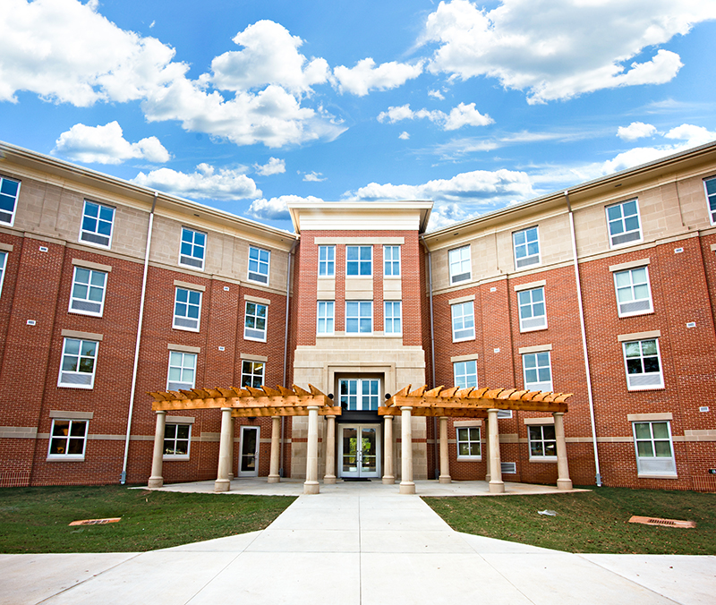 University of South Alabama, Stokes Hall