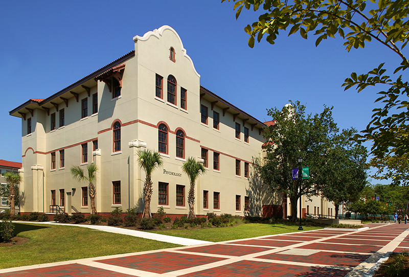Valdosta State University, Psychology Building