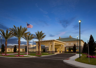 BREVARD OAKS SKILLED NURSING FACILITY
